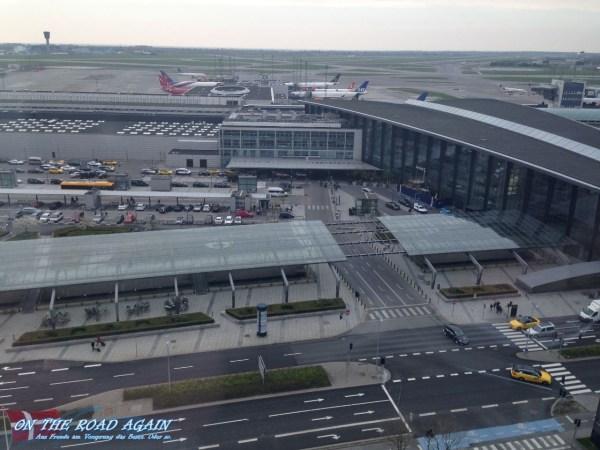 Hilton Copenhagen Airport Executive Room View