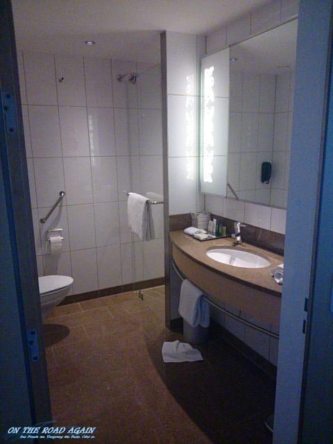 Hilton Copenhagen Airport Badezimmer