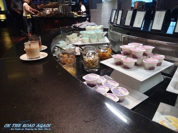 Hilton Copenhagen Airport Frühstücksbuffet