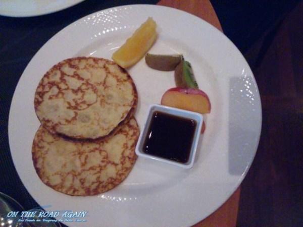 Hilton Copenhagen Airport Pancakes