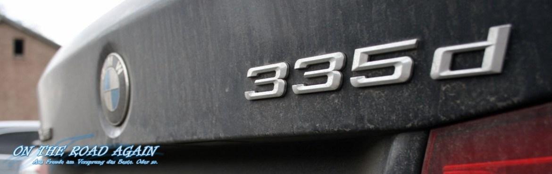 BMW 335d xDrive (F30) Emblem