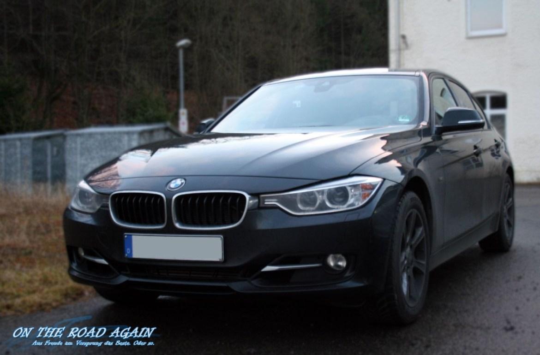 BMW 335d xDrive (F30)