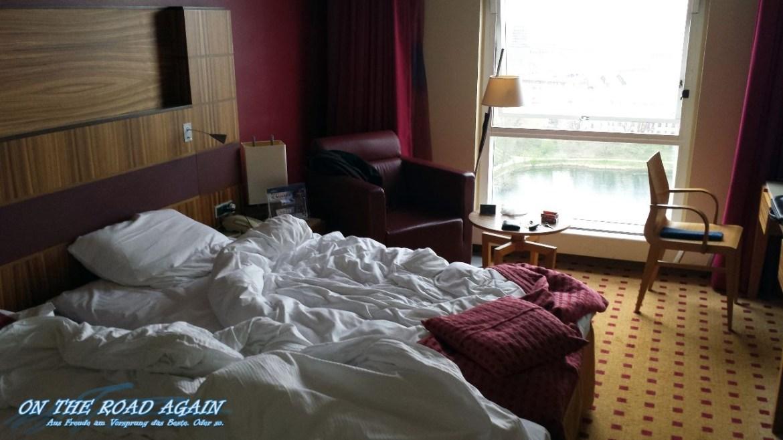 Radisson Blu Kopenhagen Zimmer