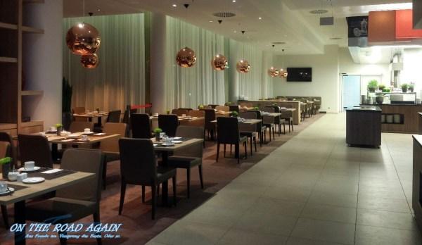 Restaurant Ramda München Messe