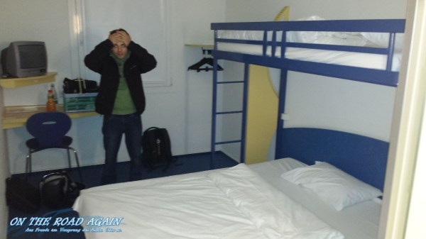 Zimmer Ibis Hotel Handewitt