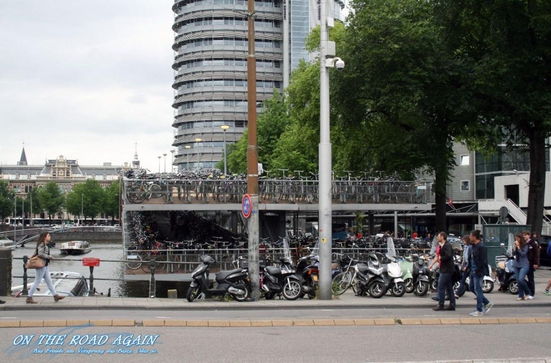 Amsterdam Fahrradparkhaus
