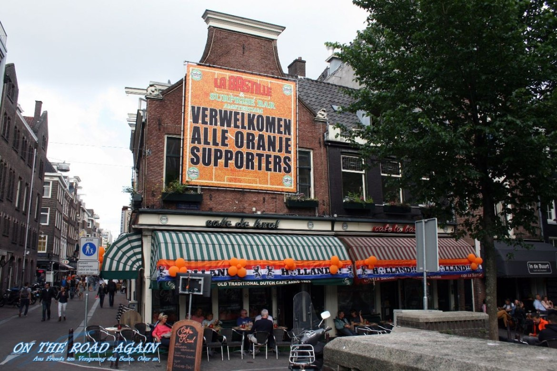 Amsterdam Oranje Supporters