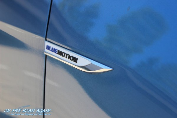 Golf TGI bluemotion Seitenleisten