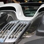 Porsche 918 Spyder Auspuffanlage