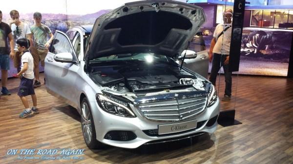 Mercedes-Benz C-Klasse 2014