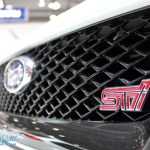 Subaru WRX STi Grill