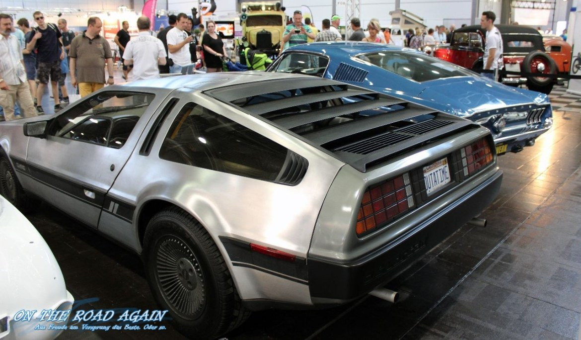 V8 Werk DeLorean DMC-12