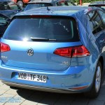 VW Golf TGI