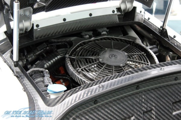 VW XL1 Motor