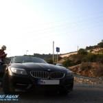BMW Z4 und Robert an der Cotê d