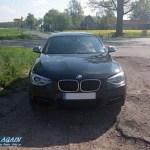 BMW M135i xDrive Front