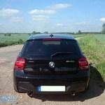 BMW M135i xDrive Heck