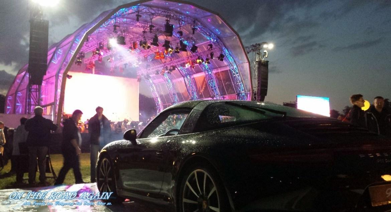Porsche 911 Targa im Rosental