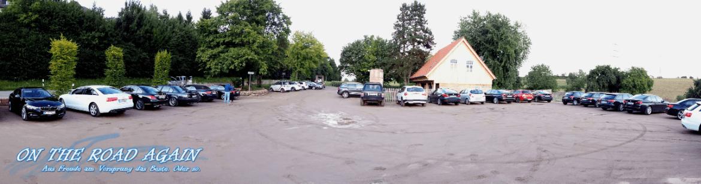 Mietwagentreffen KartCup 2014