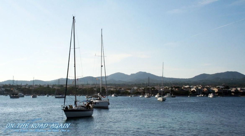 Hafen von Portocolom