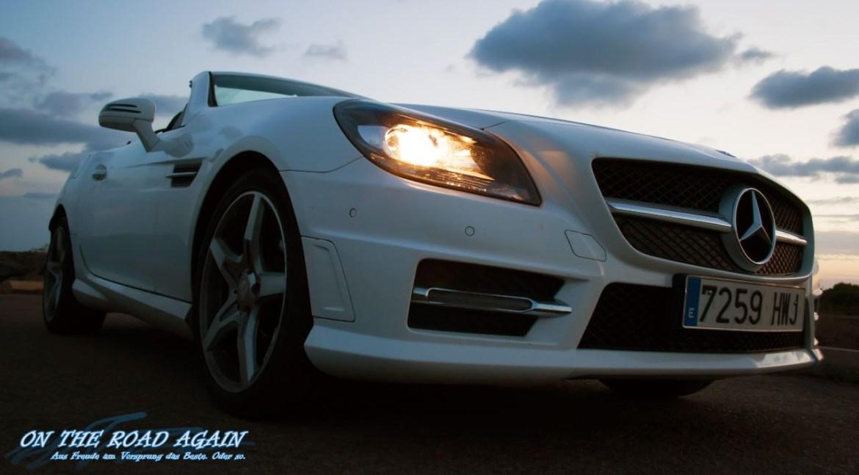 Mercedes-Benz SLK 250 CDI AMG