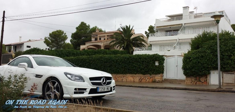 Mercedes SLK und Penthouse
