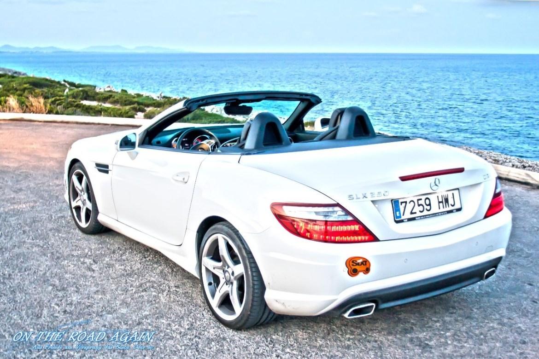 Mercedes-Benz SLK offen