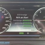 Mercedes-Benz S-Klasse Tacho Eco