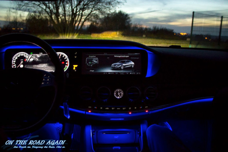 Mercedes-Benz S-Klasse Ambiente