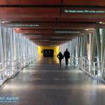 Eingang vom Oceanario Lissabon