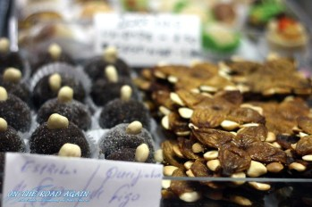 Feigensüßigkeiten in Pasteleria Lissabon