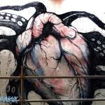 The Heart – Streetart Galery in Lissabon