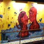 The Kiss – Streetart Galery in Lissabon