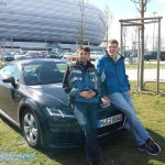 Team Ultra im Audi TT