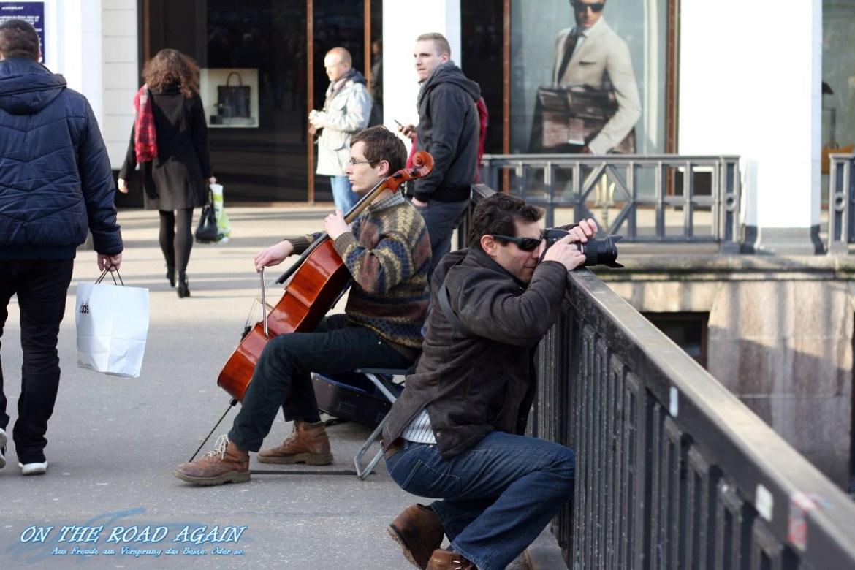Musiker und Künstler in Hamburg