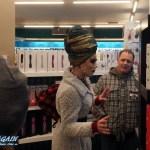 Veuve Noire im Sex Shop bei Olivias Kieztour