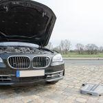 BMW 760i Frontansicht