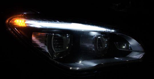 BMW 760i LED Scheinwerfer Tagfahrlicht