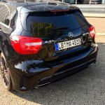 AMG Performance Tour – A 45 AMG