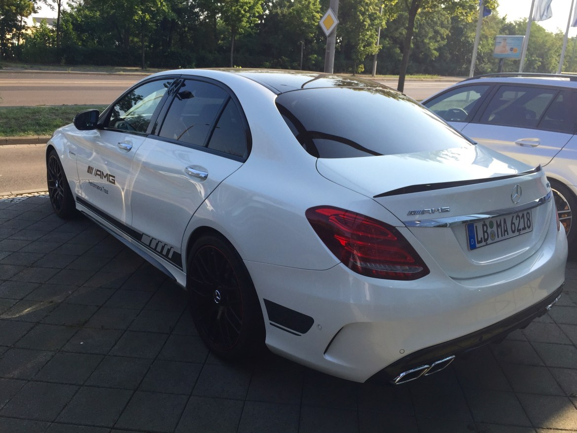 AMG Performance Tour - S 63 L