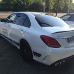 AMG Performance Tour – S 63 L