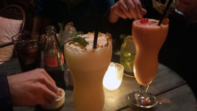 Cocktails zur Entspannung Holiwork