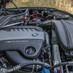 BMW X6 M50d Motor