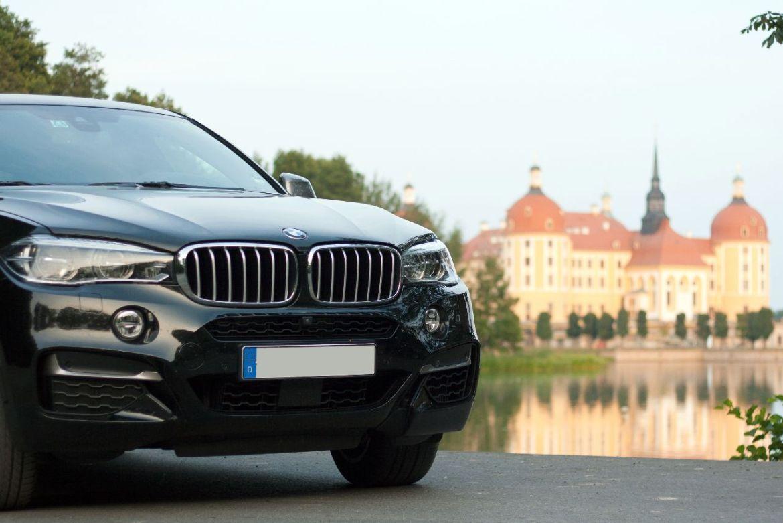 BMW X6 M50d Panorama