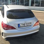 Mercedes-Benz AMG Performance Tour – CLA 45 AMG