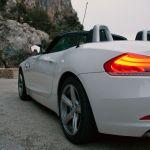 BMW Z4 Roadster Rückleuchten