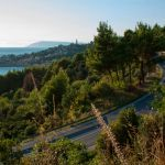 Jadranska Magistrala bei Makarska