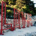 LOVE in Drvenik, Kroatien