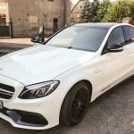 Mercedes-AMG C 63 S Außenansicht