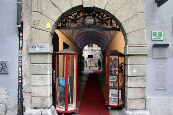 Pangea Ljubljana